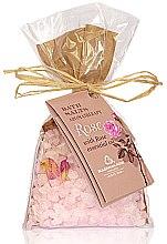 Düfte, Parfümerie und Kosmetik Badesalz mit Rosenöl und Rosenblüten - Bulgarian Rose Bath Salts Rose