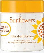 Düfte, Parfümerie und Kosmetik Elizabeth Arden Sunflowers Sun Drops Body Cream - Körpercreme