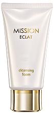 Düfte, Parfümerie und Kosmetik Gesichtsreinigungsschaum mit Rosenduft - Avon Mission Eclat Cleansing Foam
