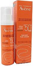 Düfte, Parfümerie und Kosmetik Getöntes Sonnenschutzfluid SPF 50+ - Avene Sun Care Tinted Fluid SPF 50+