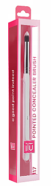 Concealer Pinsel - Ilu 117 Pointed Concealer Brush — Bild N2