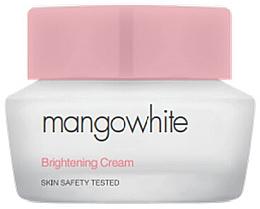 Düfte, Parfümerie und Kosmetik Aufhellende Gesichtscreme für strahlende Haut - It's Skin Mangowhite Brightening Cream