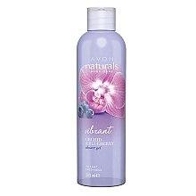 Düfte, Parfümerie und Kosmetik Duschgel mit Orchidee und Blaubeere - Avon Naturals Shower Gel