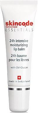 Intensiv feuchtigkeitsspendender Lippenbalsam - Skincode Essentials 24h Intensive Moisturizing Lip Balm — Bild N3