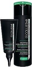 Düfte, Parfümerie und Kosmetik Haarset - Collistar Rebalancing Anti-Dandruff Treatment (Shampoo 200ml+Kopfhaut-Peeling 50ml)