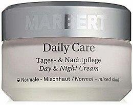 Düfte, Parfümerie und Kosmetik Tages- und Nachtcreme für normale und Mischhaut - Marbert Basic Care Daily Care