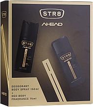 Düfte, Parfümerie und Kosmetik STR8 Ahead - Duftset (Deodorant 75ml + Deospray 150ml)