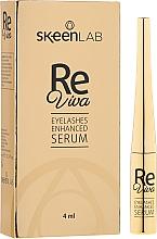 Düfte, Parfümerie und Kosmetik Wimpernserum - Skeenlab ReViva Eyelash Enhanced Serum