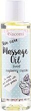 Düfte, Parfümerie und Kosmetik Pflegendes Körpermassageöl mit Himbeere - Nacomi Natural Body Oil Malina