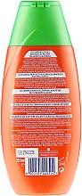 Vitalisierendes Shampoo mit Sanddorn-Extrakt für müdes, krafloses Haar - Schwarzkopf Schauma Shampoo — Bild N2