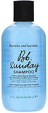 Düfte, Parfümerie und Kosmetik Shampoo alle Haartypen - Bumble and Bumble Sunday Shampoo