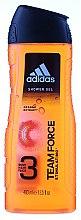 Düfte, Parfümerie und Kosmetik Adidas Team Force Shower Gel - Duschgel