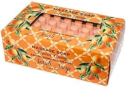 Düfte, Parfümerie und Kosmetik Massage-Peelingseife Orange - Gori 1919 Massage Scrub Soap Orange