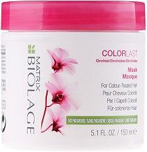 Düfte, Parfümerie und Kosmetik Haarmaske für coloriertes Haar - Biolage Colorlast Mask