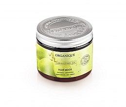 Düfte, Parfümerie und Kosmetik Pflegende und glättende Anti-Aging Haarmaske - Organique Naturals Anti-Age Hair Mask