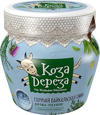 Blauer Baikal-Ton für Gesicht, Körper und Haar - Fito Kosmetik Koza Dereza — Bild N1
