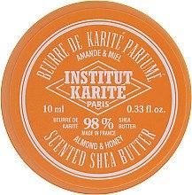 Düfte, Parfümerie und Kosmetik Sheabutter mit Mandel und Honig 98% - Institut Karite Almond Honey Scented Shea Butter