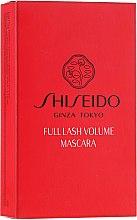 MakeUp Set - Shiseido Full Lash Volume Mascara Set (Wimperntusche 8ml + MakeUp Enteferner 30ml) — Bild N1