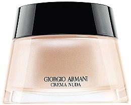 Düfte, Parfümerie und Kosmetik Feuchtigkeitspendende Grundierung - Giorgio Armani Crema Nuda Supreme Glow Reviving Tinted Cream