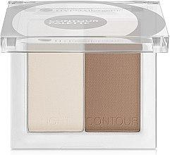 Düfte, Parfümerie und Kosmetik Konturpalette für das Gesicht - Bell HypoAllergenic Contour Palette