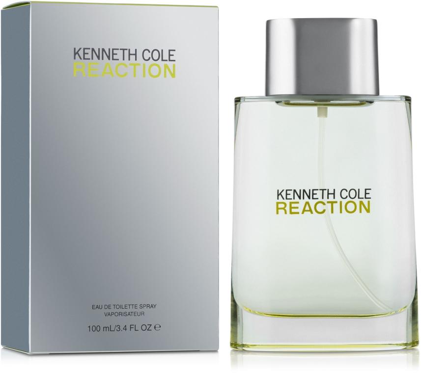 Kenneth Cole Reaction - Eau de Toilette  — Bild N2