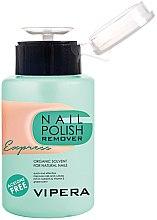 Düfte, Parfümerie und Kosmetik Nagellackentferner - Vipera Express Nail Polish Remover