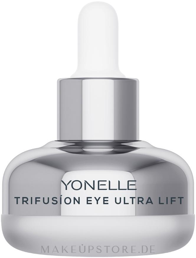 Serum für den Augenbereich mit Lifting-Effekt - Yonelle Trifusion Eye Ultra Lift — Bild 15 ml