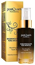 Düfte, Parfümerie und Kosmetik Pflegendes trockenes Gesichtsöl mit Arganextrakt - Postquam Radiance Elixir Pure Argan Facial Oil Nourishing Facial Oil