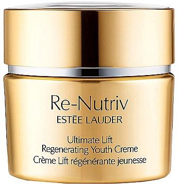 Anti-Aging Gesichtscreme mit 24k Goldatomen für trockene bis normale Haut - Estee Lauder Re-Nutriv Ultimate Lift Regenerating Youth Creme  — Bild N1