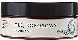 Düfte, Parfümerie und Kosmetik Kokosöl für den Körper - Nature Queen Cooconut Oil