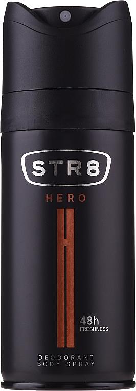 STR8 Hero - Deospray