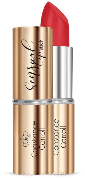 Lippenstift - Constance Carroll Sensual Lipstick — Bild 01 - Red