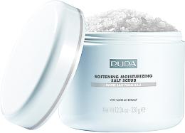 Düfte, Parfümerie und Kosmetik Feuchtigkeitsspendender Körperscrub mit Meersalz - Pupa Home Spa Reshaping Salt Scrub