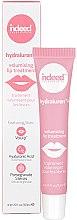 Düfte, Parfümerie und Kosmetik Lippenbalsam für mehr Volumen mit Hyaluronsäure - indeed Hydraluron Volumising Lip Treatment