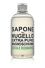 Düfte, Parfümerie und Kosmetik Badeschaum mit Minze und Rosmarin - Officina Del Mugello Bath Foam With Mint And Rosemary
