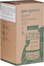 Mundspültabletten-Minze - Georganics Mouthwash Tablets Spearmint — Bild N2