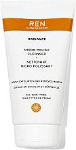 Düfte, Parfümerie und Kosmetik Mildes Gesichtspeeling zur Make-up Entfernung - Ren Radiance Micro Polish Cleanser