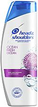 Düfte, Parfümerie und Kosmetik Anti-Schuppen Shampoo Ocean Fresh - Head & Shoulders Ocean Fresh Shampoo