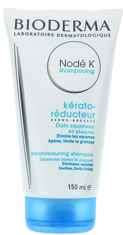 Anti-Schuppen Shampoo bei trockenen Schuppen mit dauerhaftem Juckreiz - Bioderma Node K — Bild N2