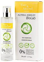 Düfte, Parfümerie und Kosmetik Alyssa Ashley Biolab Tiare & Almond - Eau de Cologne
