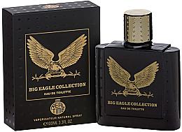 Düfte, Parfümerie und Kosmetik Real Time Big Eagle Collection Black - Eau de Toilette