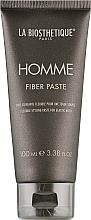 Düfte, Parfümerie und Kosmetik Flexible Stylingpaste für elastischen Halt - La Biosthetique Homme Fiber Paste