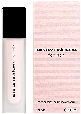 Narciso Rodriguez For Her - Haarspray für Frauen — Bild N1