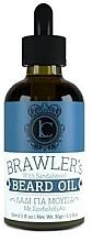 Düfte, Parfümerie und Kosmetik Aufweichendes und schützendes Bartöl mit Sandelholz - Lavish Hair Care Brawler's Beard Oil With Sandalwood