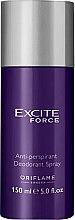Düfte, Parfümerie und Kosmetik Oriflame Excite Force - Deospray Antitranspirant