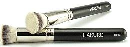 """Düfte, Parfümerie und Kosmetik Foundationpinsel """"H50S"""" - Hakuro"""
