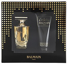 Düfte, Parfümerie und Kosmetik Balmain Extatic - Duftset (Eau de Parfum 60ml + Köperlotion 100ml)