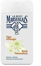 Düfte, Parfümerie und Kosmetik Duschgel mit Orangenblüten - Le Petit Marseillais