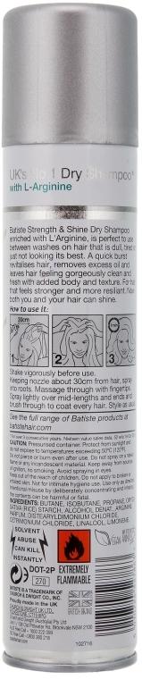 Trockenes Shampoo - Batiste Dry Shampoo Strength and Shine — Bild N2