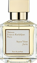Düfte, Parfümerie und Kosmetik Maison Francis Kurkdjian Aqua Vitae Forte - Eau de Parfum